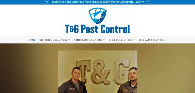 tandg pest control